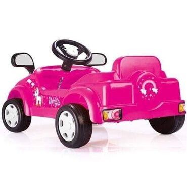 Auto sediste za decu - Srbija: ️Auto na pedale dolu smart UNICORN️5300 RSD Auto je namenjen manjoj