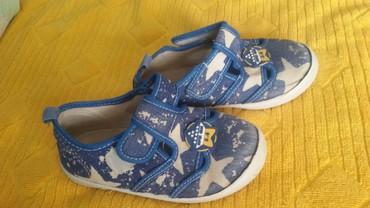 Dečije Cipele i Čizme | Leskovac: Platnene patike br. 26 ocuvane,imaju anatomski ulozak,malo nosene