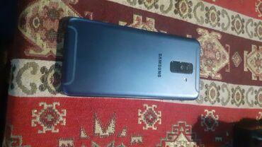samsung a6 в Кыргызстан: Б/у Samsung Galaxy A6 Plus 32 ГБ Синий