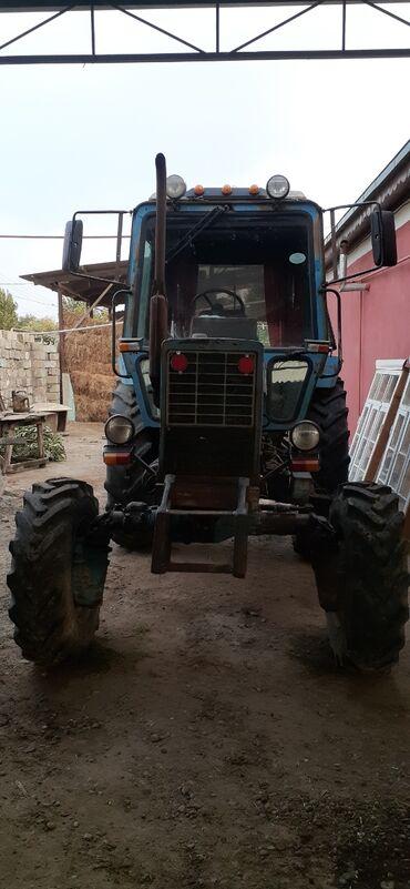 33 elan   NƏQLIYYAT: Salam traktor super veziyyetdedir qruz üstündə verilmir traktor