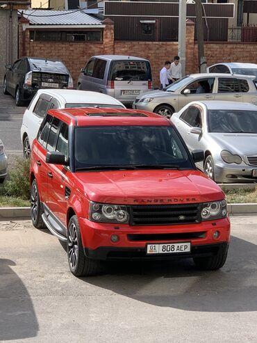 sport forma в Кыргызстан: Land Rover Range Rover Sport 4.4 л. 2009