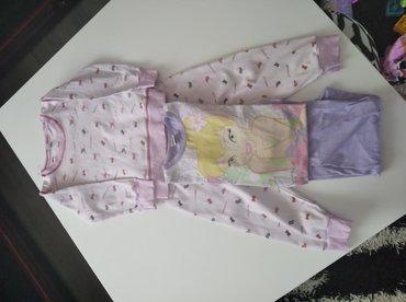 Ostala dečija odeća | Sevojno: Pidžame za devojčice 2 komada Vel.4-6
