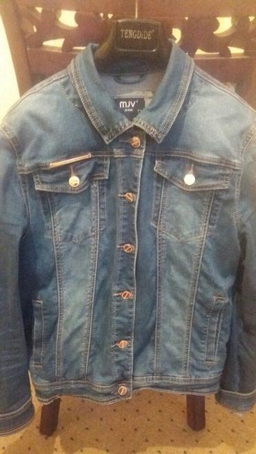 Очень красивая джинсовая курточка в Бишкек