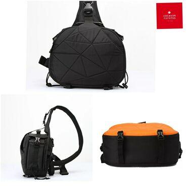 Аксессуары для фото и видео - Кочкор: LAZYLIFE водонепроницаемая сумка для камеры дорожная маленькая DSLR