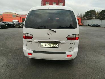 bez dəyişmək üçün stollu komod - Azərbaycan: Hyundai H-1 (Grand Starex) 2.5 l. 2007 | 190000 km