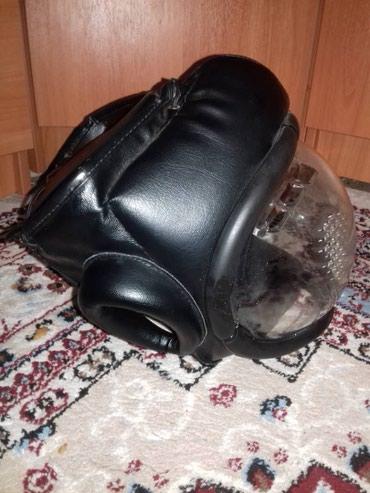 Шлем для занятия Кудо и ММА. Привезен из США в Бишкек