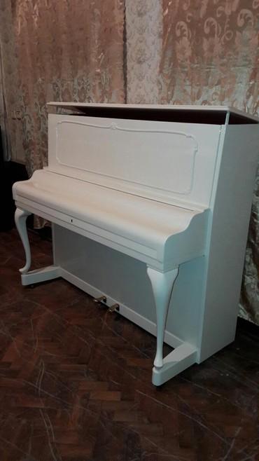 rönisch - Azərbaycan: Pianino RÖNISCH Almaniya stehsalı. Cadırılma və köklənmə pulsuzdu