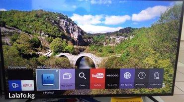 hd-mpeg4-dvb-t2 в Кыргызстан: Телевизор samsung smart ultra hd, 4k, 50 дюйм 127см usb, hdmi