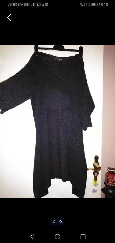 Haljina za krupnije dame, samo oprana