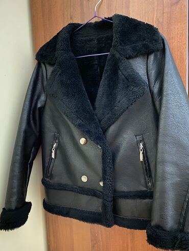 куртки для новорожденных в Кыргызстан: Продаю Куртку-Дублёнку. Состояние хорошее 9/10. Очень красиво сидит