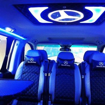 Bakı şəhərində Mercedes Benz Viano ( LONG )Sifariş.ŞİRKETLERE MAAŞADA BAĞLAMAQ