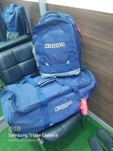 сумка кенгуру для ребенка цена в Кыргызстан: Акция!!! При покупке сумки kappa (оргигинал) рюкзак в подарок!