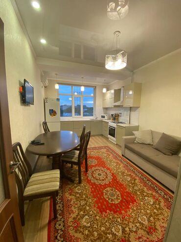 бишкек сдаю квартиру в Кыргызстан: Сдается квартира: 1 комната, 52 кв. м, Бишкек