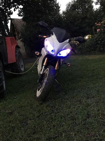 Motosiklet və mopedlər - Zaqatala: Srocno satilir 250 kub 2014 il 6500 yuruw
