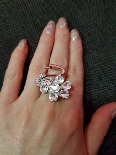 Продам новое изящное кольцо в Лебединовка