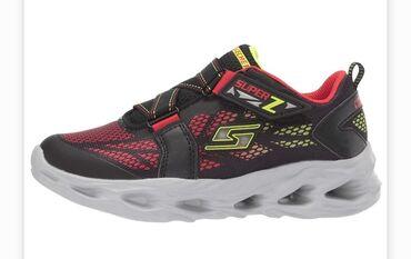 Новые кроссовки Skechers из США. Диодная подсветка . При ходьбе