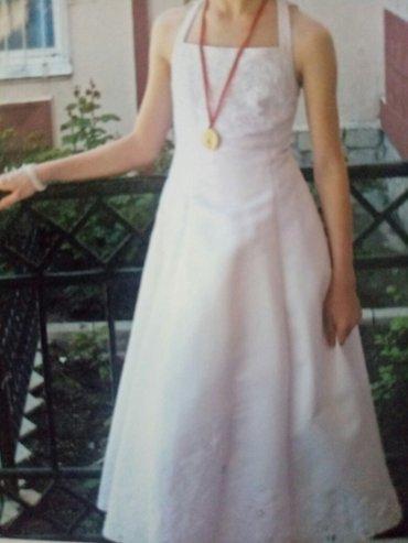 Продаю шикарное платье. Брали на в Бишкек