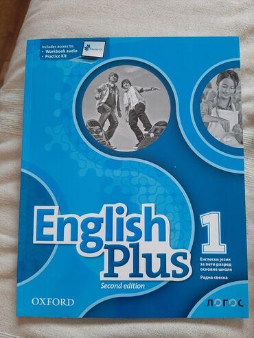 English Plus 1, 2nd Edition, radna sveska za peti razred Janet