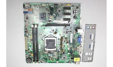 Ana platalar - Azərbaycan: Ana plata HP 3500LGA1155 / Н612 və 3-cü nəsil i3/i5/i7 prosessorları