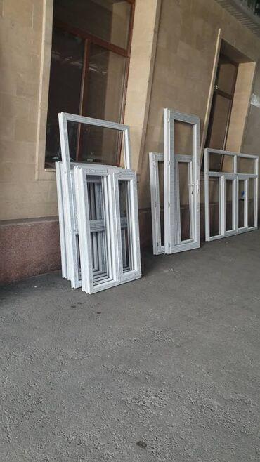 Stolyar kg межкомнатные входные двери бишкек - Кыргызстан: Пластиковые окна