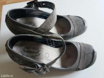 Sive-baletanke - Srbija: Sive cipelice