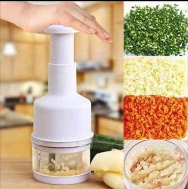 Kuhinjski aparati   Srbija: Super Seckalica 1500 dinaraSuper seckalica na pritisak. Brzo i