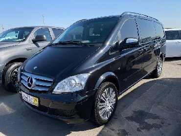 Mercedes-Benz Viano 3.5 л. 2013 | 120000 км