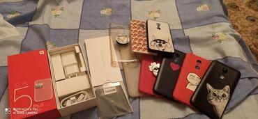 telefon ekranlari - Azərbaycan: İşlənmiş Xiaomi Redmi 5 Plus 64 GB qara