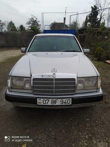 диски на мерседес w124 в Азербайджан: Mercedes-Benz W124 2 л. 1992 | 22200 км