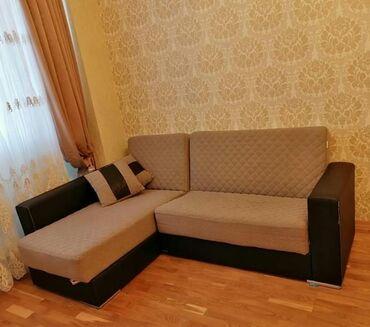 Дом и сад в Билясувар: Uqlavoy divan 300 manata satilir,acilir bazalidir.Biraz kekesi var,oda