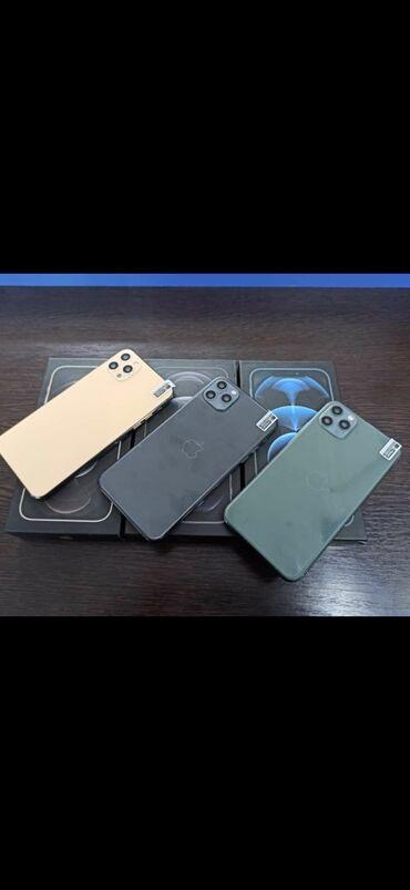 apple 4 s - Azərbaycan: Yeni iPhone 12 Pro Max 64 GB Cəhrayı qızıl (Rose Gold)