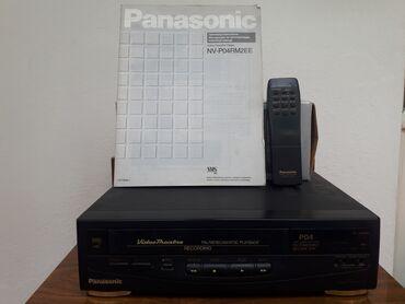 Электроника - Бает: Видеомагнитофон Panasonic, модель P04RM2EE, Производство Япония. В