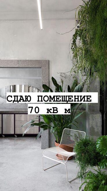 sony телевизор диагональ 70 см в Кыргызстан: СДАЮ уютное ПОМЕЩЕНИЕ 70 кВ м ️️️️( подойдёт под склад и швейный цех)