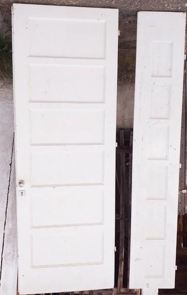 Duzina-sirina-m - Srbija: Masivna vrata,jako kvalitetna,dimenzija visina 2.60,sirina 1.4o oba
