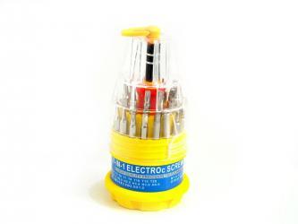 Odlican set srafcigera koji se sastoji od magnetne drske i cak 32 - Nis