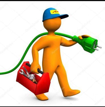 Электрик | Электромонтажные работы, Установка люстр, бра, светильников, Прокладка, замена кабеля | 3-5 лет опыта