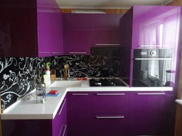 Кухнни для типовых квартир в Бишкек