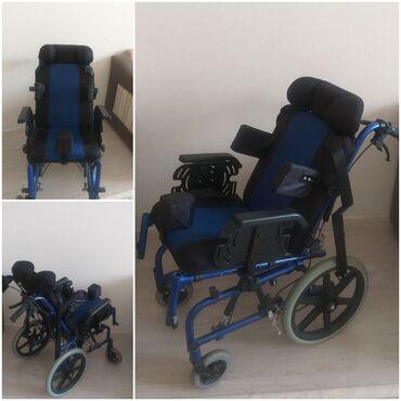 Детский мир в Таджикистан: Продаю детскую инвалидную коляску в отличном состоянии. 10000 сом
