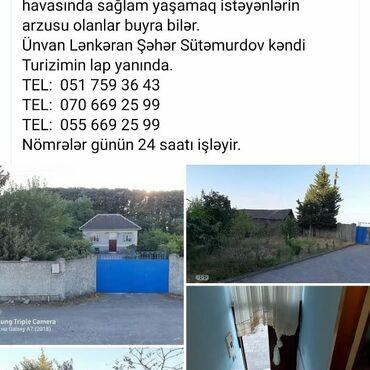 lənkəranda torpaq satılır - Azərbaycan: 100 kv. m, 3 otaqlı