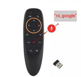 Air mouse g10s (гироскоп + голосовое управление) - это