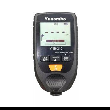 Портативный измеритель толщины немагнитных покрытий YNB-210 компании