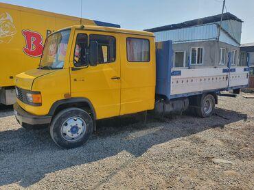 грузовики в Кыргызстан: 814 D . 4 куб турбина интеркуллер колёса R 17.5 пригнан с