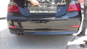 Bakı şəhərində BMW e 530 60 kuzanin arxa buferi 2006 il original