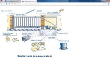 Металлопрокат, швеллеры - Металлопрофиль - Бишкек: Металлопрофиль | Установка, Гарантия
