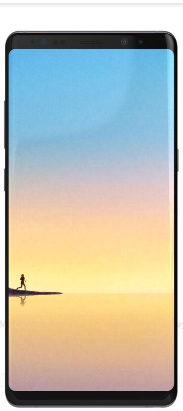 Samsung note 101 - Кыргызстан: Б/у Samsung Galaxy Note 8 64 ГБ Серый