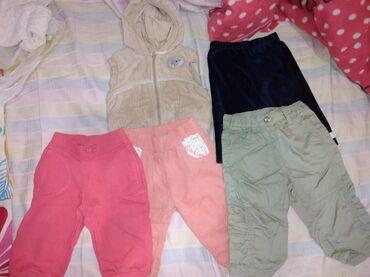 Dečija odeća i obuća - Plandište: Velicina 68