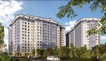 жилой комплекс малина бишкек в Кыргызстан: Продается квартира:Элитка, 1 комната, 42 кв. м