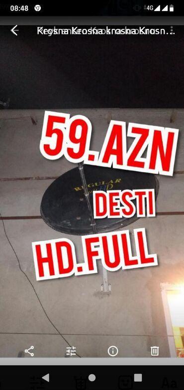 Krosna antena desti 59 azn320 HD Knallar izleyeBilersizKrosna sirketi