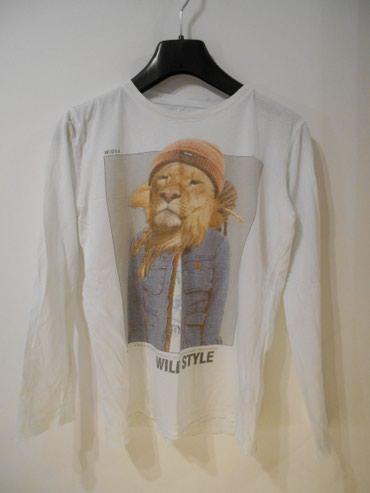 Zara pamucna majica sa dugim rukavima 9-10 godina visina 140 cm. Samo - Belgrade