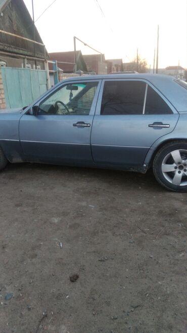 мерседес 124 цена в бишкеке в Кыргызстан: Mercedes-Benz W124 2.3 л. 1990